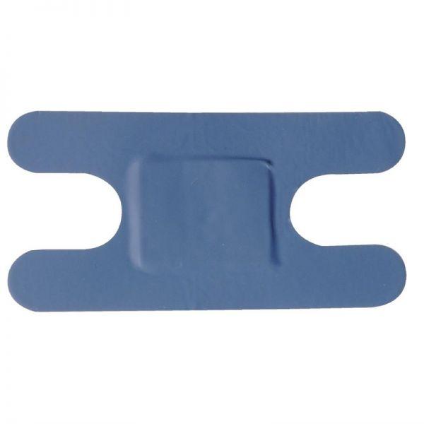 Blaue, gemischte Pflaster; Inhalt: 100 Stück