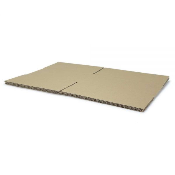 5 Stück: 350x300x140 mm zweiwellige Kartons
