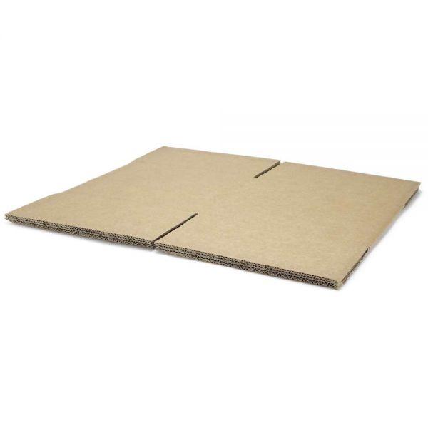 20 Stück: 250x250x200 mm zweiwellige Kartons