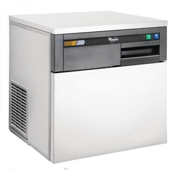 Whirlpool Luftgekühlte kompakte Eiswürfelmaschine 24kg