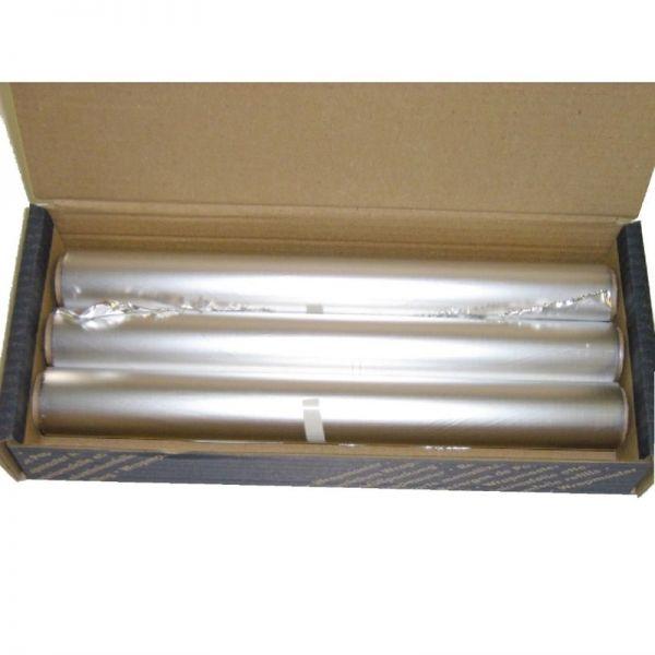 Wrapmaster Aluminiumfolie 30cmx100m; Inhalt: 3 Stück