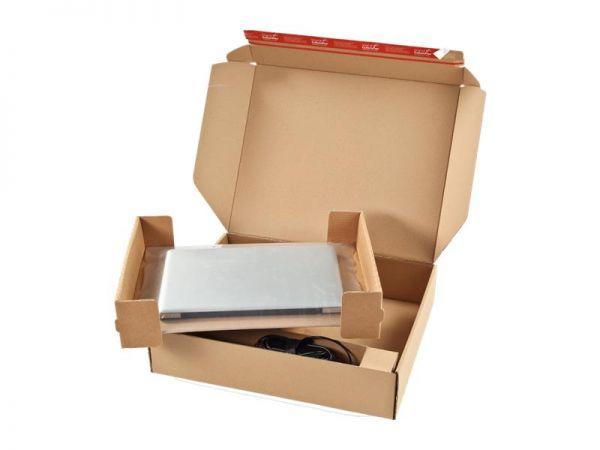 20 Stück: 490x412x109 mm Umkarton für Notebook 17``