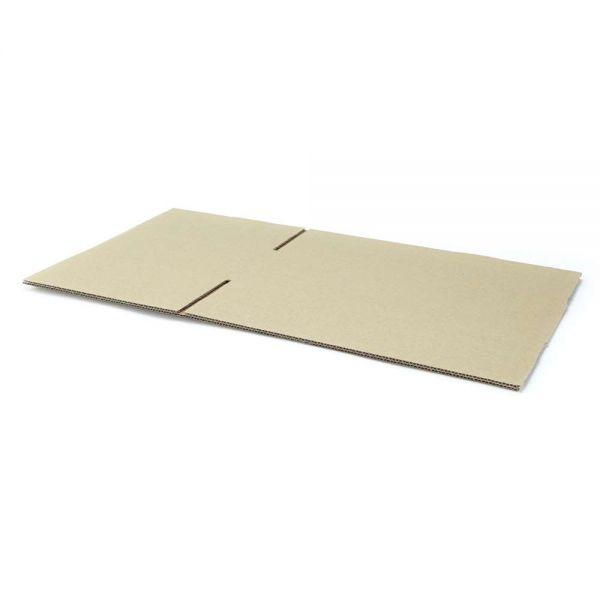 20 Stück: 340x200x100 mm einwellige Kartons