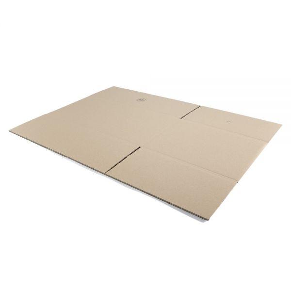 5 Stück: 600x400x300 mm einwellige Kartons