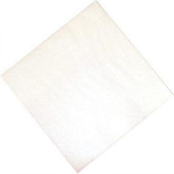 Professionelle Papierservietten weiß 40cm; Inhalt: 1000 Stück