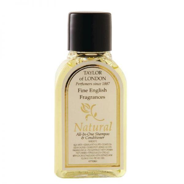 Natural Kollektion Shampoo und Spülung; Inhalt: 250 Stück