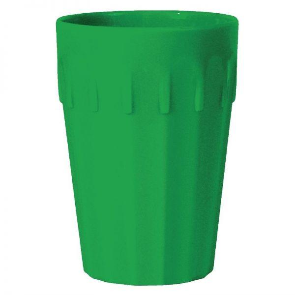 Kristallon Becher grün 26cl
