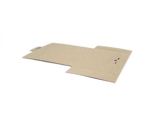 10 Stück: 345x245x20 mm Großbriefkarton (Außenmaß)