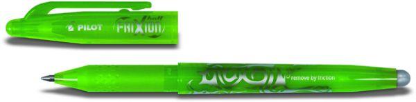 Tintenkuli FRIXION ball BL-FR7, 0,4 mm, Schreibf.: hellgrün