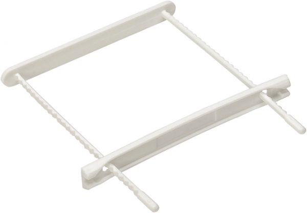 Abheftbügel, Füllh.: 60 mm, weiß