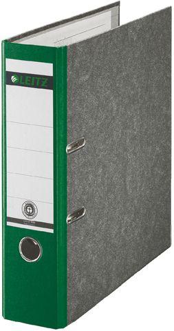 Ordner Standard, Karton (RC), A4, 80 mm, 28,5x31,8cm, grün