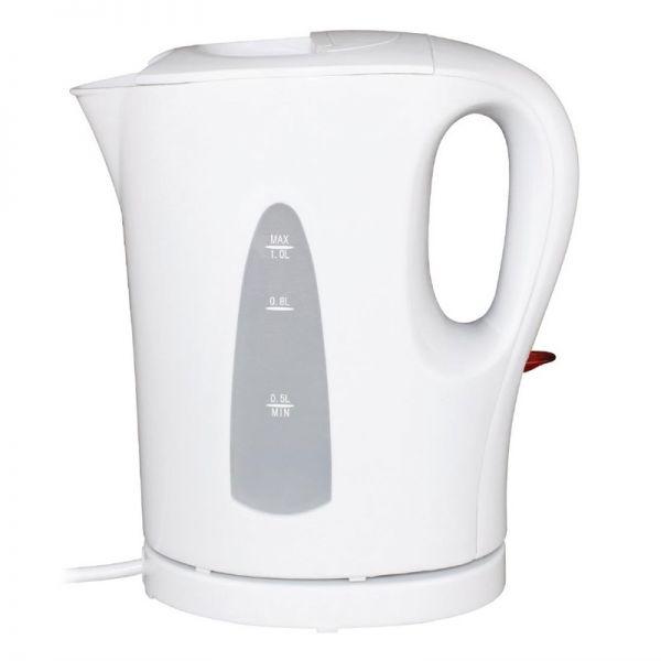 Caterlite Wasserkocher weiß 1L