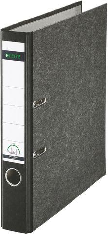 Ordner Standard, Karton (RC), A4, 52 mm, 28,5x31,8cm, schwarz