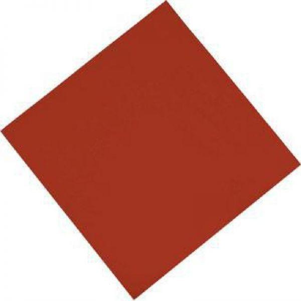 Professionelle Papierservietten bordeauxrot 33cm; Inhalt: 1500 Stück