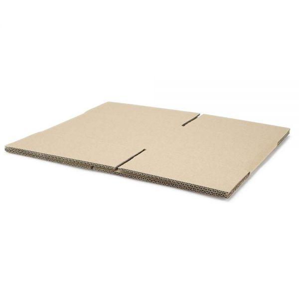 10 Stück: 250x200x150 mm zweiwellige Kartons