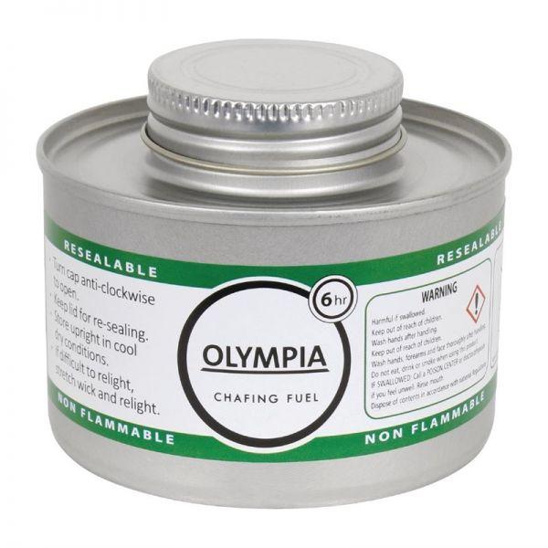 Olympia flüssige Brennpaste 6 Std. x12; Inhalt: 12 Stück