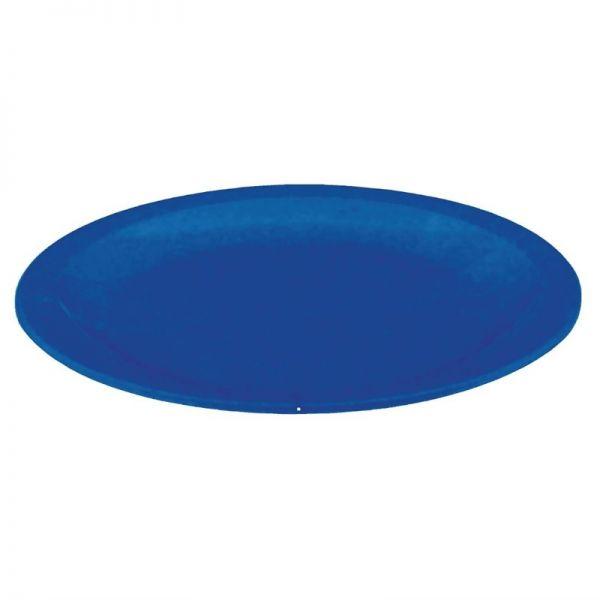 Kristallon Teller blau 17,2cm; Inhalt: 12 Stück