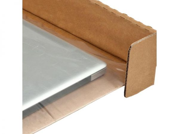 20 Stück: 410x275 mm Fixtray braun für Notebook 17´´ - ohne Umkarton