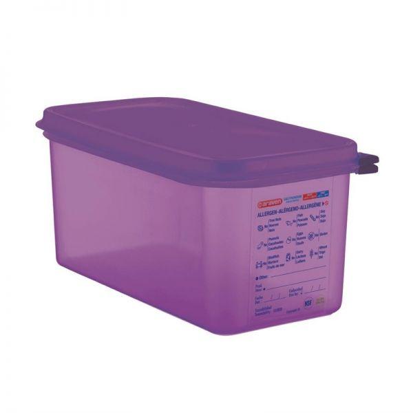 Araven GN1/3 Lebensmittelbehälter aus Silikon 6L