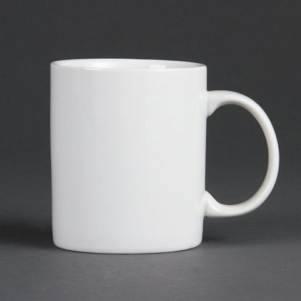 Olympia Whiteware Kaffeebecher 28,4cl; Inhalt: 12 Stück