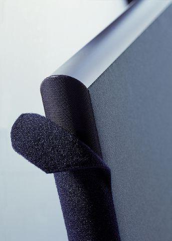 Abdeckband für Abschluß, volle Breite, 160 cm