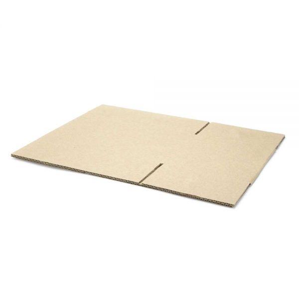 20 Stück: 250x150x150 mm einwellige Kartons