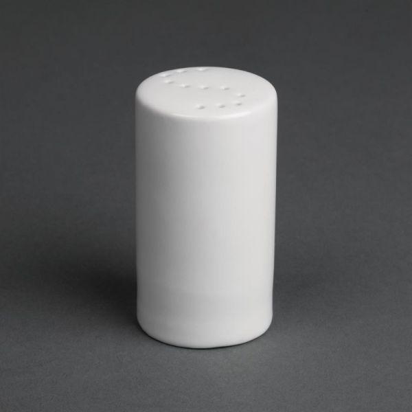 Olympia Whiteware Salzstreuer 8cm; Inhalt: 12 Stück