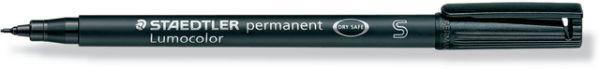 OH-Stift, Lumocolor® 313, S, perm., Rsp., 0,4 mm, Schreibf.: schwarz