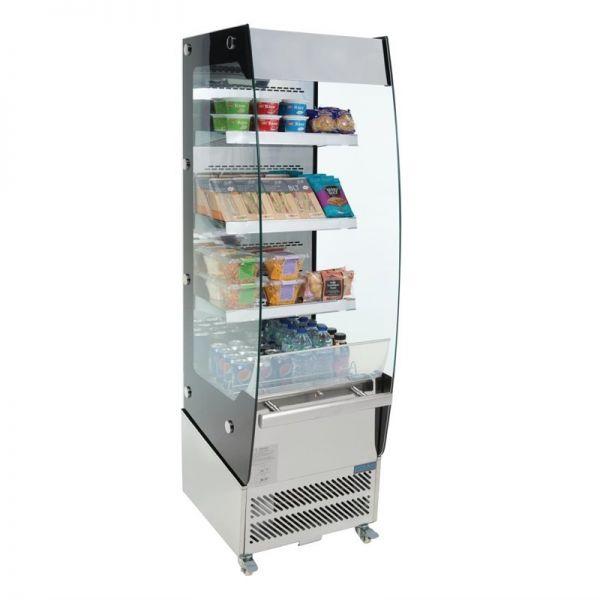 Polar Serie G Multideck-Displaykühlschrank 220L