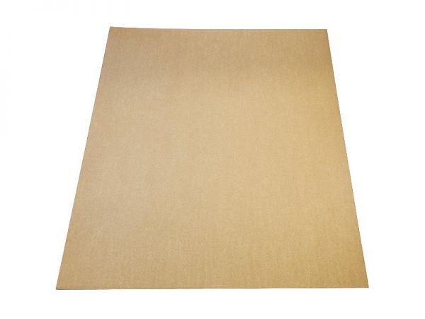 50 Stück: 1000 x 1200 mm Wellpapp-Zuschnitt einwellig