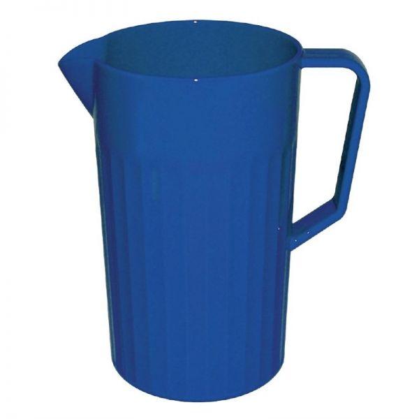 Kristallon Kanne blau 1,4L